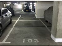 Secure Parking Space in Bayswater, W2, London (SP44649)
