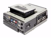 Sony BVU-150P Portable Video Cassette Recorder