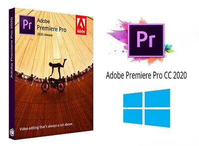Adobe Premiere Pro CC 2020 Activator Download For Windows