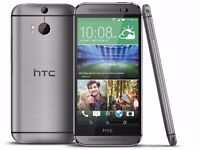 HTC M8 16G UNLOCKED TO ALL NETWORKS