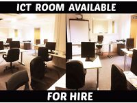 ICT Room for Hire at Westside School - Contact us for pricing PER HOUR!