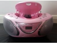 Wharfedale: Portable CD/MP3 Radio Player