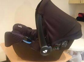 Car seat/Carrier. Joie Gemm 0+