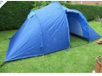 mountain craft redwood 400 (4 Man tent )