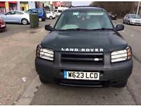 Freelander 5months MOT. Good project car