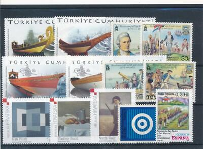 [301760] Worldwide good lot of stamps very fine MNH