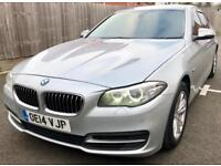 Bmw 5 series 520d se 2014, hpi clear