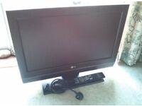 "LG TV 26LC55 26"" LCD"