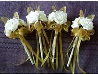 Bridesmaid wands