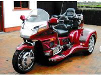 Honda Goldwing 1500SE 100th Anniversary Trike