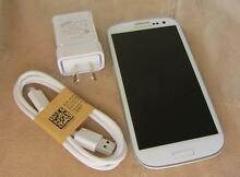 Samsung Galaxy S3 - 16gb White. Brand New condition!! Unlocked. Kenmore Brisbane North West Preview