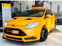 ★🎈WEEKEND SALE🎈★2013 FORD FOCUS ST-3 TURBO 2.0L 250 BHP★2 OWNERS★FULL LEATHER INTERIOR★KWIKIAUTOS★