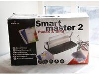 Pavo Smart Master 2 Punch and Bind Machine