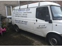 FOR SALE - LDV pilot 1.9 diesel £750 ono