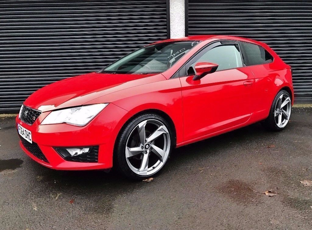 2014 seat leon 2 0 tdi 150 fr 3 door not ibiza golf jetta audi a3 a4 s line a180 a200 civic. Black Bedroom Furniture Sets. Home Design Ideas