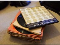 His Master's Voice vinyl record Collection - over 50x in total one Elvis collection 4 plates joblot