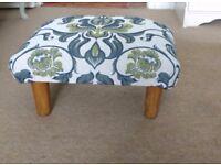 Small Vintage Footstool