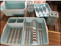 Light blue kitchen bundle
