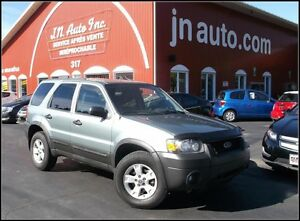 2006 Ford Escape XLT V6 4WD