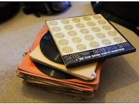 His Master's Voice vinyl record Collection - over 50x in total joblot