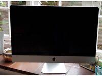 """Apple iMac 27"""" A1312 8gb 1TB dual core Late 2009"""