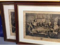 The Roast Beef of Old England & Bar Parlour Large Pictures