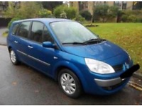 Renault grand scenic 1.5 dci 7 seater
