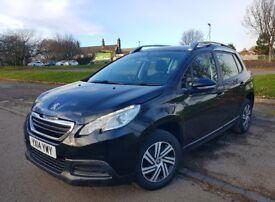 2014 Peugeot 2008 Access Plus 1.4 HDI