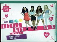 Little Mix Board Game and Puzzle Bundle Pack