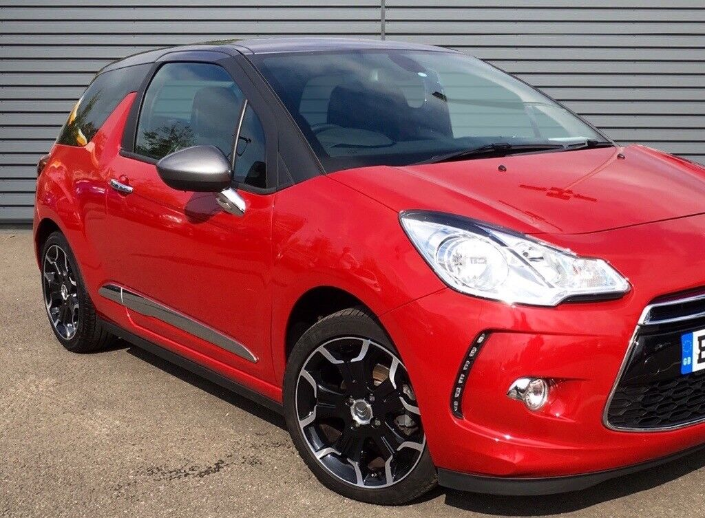 Citroen DS3 red | in Bolton, Manchester | Gumtree