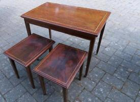 Group of tables