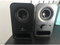 Logitech speaker sound