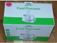 NEW* ASDA 240w FOOD PROCESSOR, Model No. XB9018,