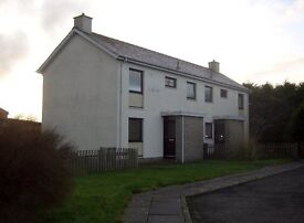 3 Bedroom Semi detached house in Whithorn, Garden, parking near all amenities