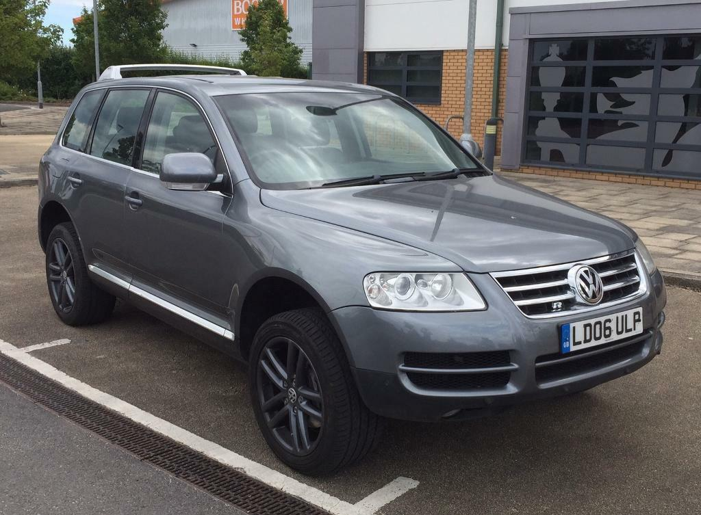 vw touareg sport 3 0 v6 tdi 2006 swap px in taunton somerset gumtree. Black Bedroom Furniture Sets. Home Design Ideas