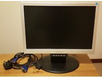 "Hanns.G 17"" monitor (model HB171A)"