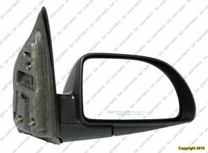Door Mirror Power Passenger Side Chevrolet Equinox 2005-2009