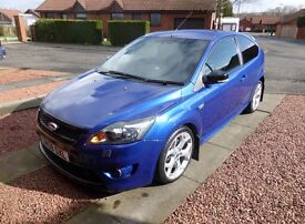Ford Focus ST-3, 2008, 50,000 miles, Performance Blue