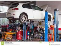 Vehicle Workshop wanted