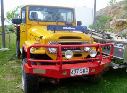 1974 Toyota LandCruiser Other Habana Mackay Surrounds Preview