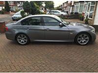 BMW 3 SERIES 2.0 320d M Sport 4dr