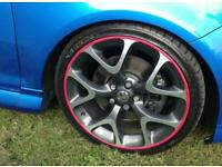 Alloy Wheel Rim Protectors