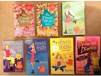 Children's Books Meg Cabot - 7 x The Princess Diaries