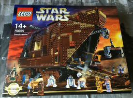 Lego Star Wars Sandcrawler 75059 BRAND NEW SEALED IN BOX MINT