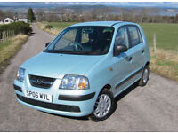 Hyundai Amica GSi 1.1 5 door. ONLY 32,000 miles, 9 services including T / Belt. NOW ONLY £1695 ono