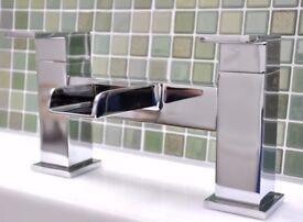 Brand New Boxed - Waterfall Bath Basin Filler Tap