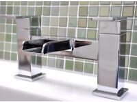 Brand New Boxed - Waterfall Bath Basin Filler Tap