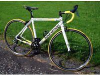 Limited edition Boardman Sport road bike