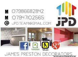 James Preston Decorators (Painting & Decorating Contractors)