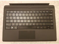 Microsoft Type Cover Keyboard for Surface Pro 4 & 3 Black